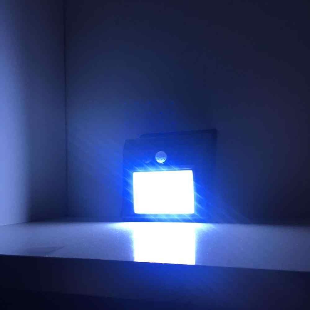 Solar Wand Licht Motion Sensor Sicherheit Led Wand lampe Wasserdicht IP65 Outdoor Solar Lampe Girlande Licht Für Garten Straße Plaza