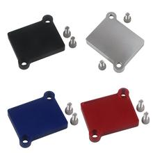 Isolation Plate For Throttle Control Valve Idle Air Control Valve Block Black For Rsx/Ep3 K20 Throttle