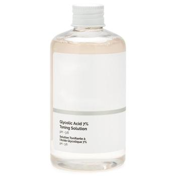 Glycolic Acid 7% Toning Solution Ordinary Gentle exfoliation clear skin even skin tone improve skin texture 1