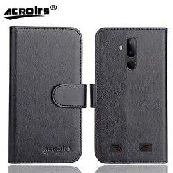 На Алиэкспресс купить чехол для смартфона gigaset gx290 case 6.1дюйм. 6 colors flip soft leather crazy horse phone cover stand function cases credit card wallet