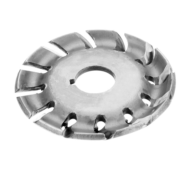 16mm Angle Grinder Polishing Disc Saw Blade Grinder Disc Chain Manganese Steel Cutting Wood Plastic Angle Grinder