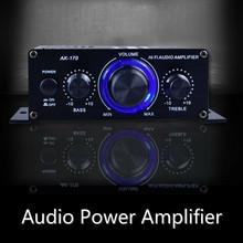 AK170 12V Mini Power Verstärker HIFI Digital Stereo Audio Verstärker HIFI Audio Power Verstärker Amplificador De Audio cheap centechia CN (Herkunft) Operational Amplifier Chips 250G Nein