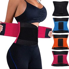 Slimming Waist Belt Women Body Shaper Control Tummy Girdles Firm Trainer Cincher