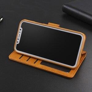 Image 4 - יוקרה עור Flip ארנק מקרה טלפון עבור iPhone Xr X Xs 11 פרו מקסימום עמיד הלם רך כיסוי עבור 7 בתוספת 8 6S 6 5 5S SE 2020 12 מיני