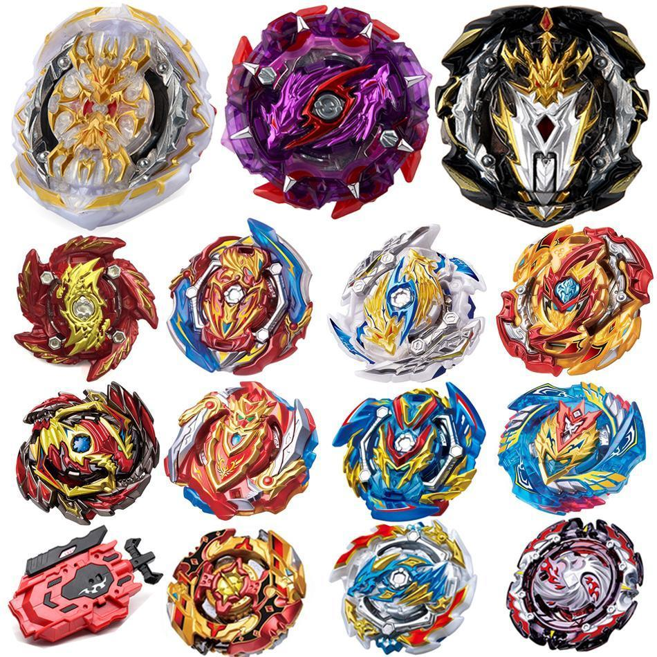 New Funny Joy B-151 Beyblade Burst Starter Bey Blade Blades Metal Fusion Bayblade With Launcher High Performance Battling Top