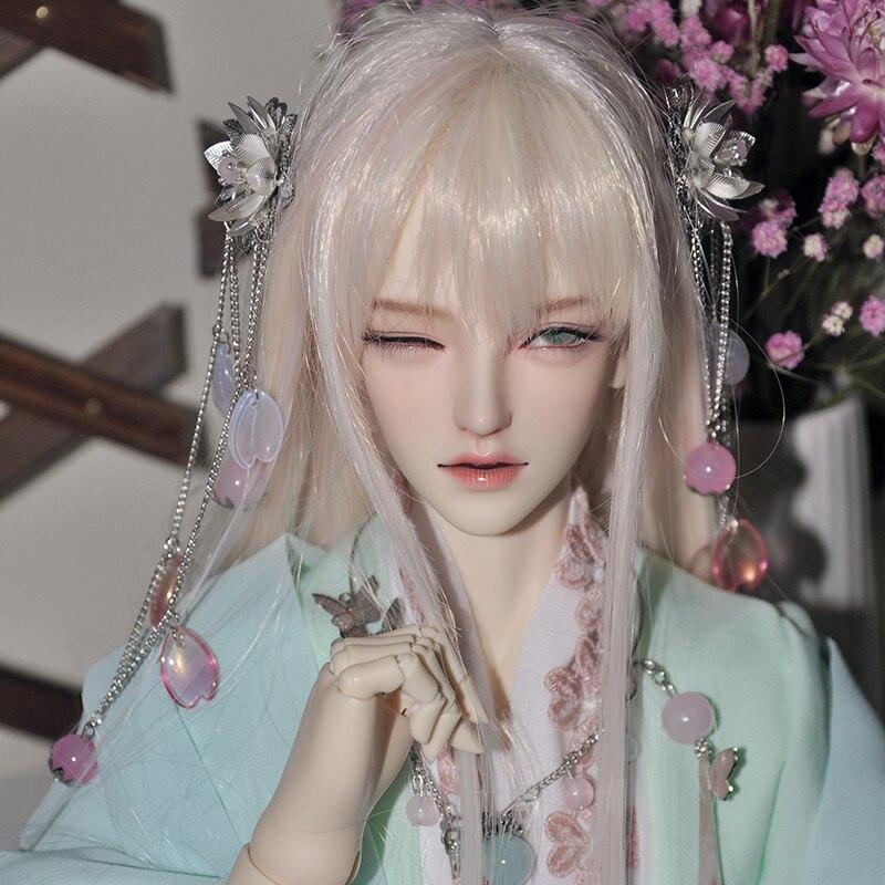 Shuga Fairy Javier 1/3 BJD Dolls Resin Model Fashion Figure Toys For Girls Boys Gift