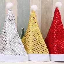 Dress-Hat Fashion And Decor Adult Christmas-Cap Novel Fancy Plush Holiday Santa-Claus