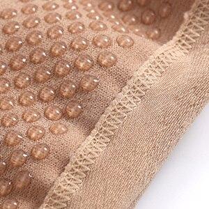 Image 5 - Coxa alta compressão meias extra firme suporte 30 40 mmhg gradiente médico para mulher e homem varizes edema