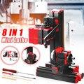 Многофункциональный токарный станок Torno токарный станок DIY инструменты 8 в 1 моторизованный трансформатор деревообрабатывающий бурильщик п...