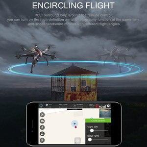 Image 4 - L100 Drone GPS 4K HD ESC Wide Angle Camera 5G WIFI FPV Selfie Drones Professional 400m Long Distance Follow Me RC Quadcopter