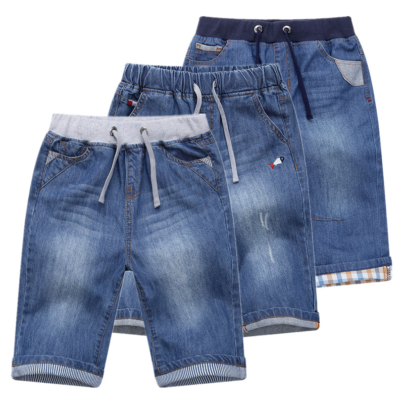 Toddler & Children Boys Denim-Shorts