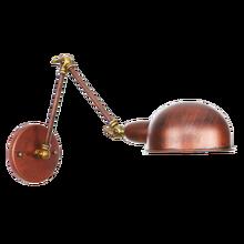 Настенные светильники 20 + см железная лампа с качающимся рычагом