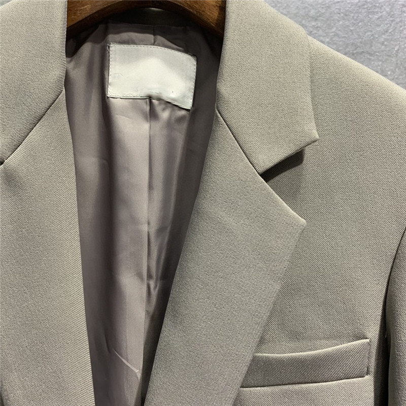 High Quality Women Blazer 2020 New Arrival Autumn Winter Luxury Blazer Coat