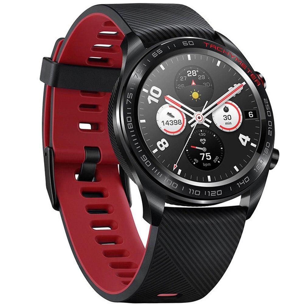 Magia Inteligente Relógios Homem Do Relógio da Frequência Cardíaca Esportes Passometer Sono Wearable Dispositivos de Monitorização da Pressão À Prova D' Água