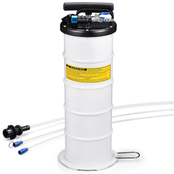 Pneumatic/Manual 6.5L Oil Extractor Pump Pneumatic Fluid Evacuator Vacuum Extraction Pump Fluid Extractor