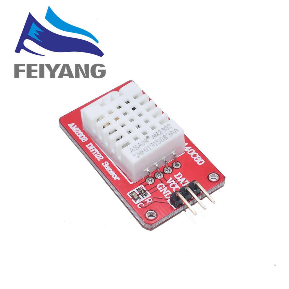 DHT22 AM2302 DHT11/DHT12 AM2320 Digitale di Umidità di Temperatura Sensore di Bordo del Modulo Ultra-bassa Potenza Ad Alta Precisione 4pin