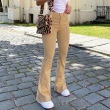 Vintage Beige Straight Jeans Women Casual  High Waist Baggy Mom Aesthetic Denim Korean Streetwear Harajuku Pants Female