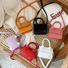 Cute Kids Mini Coin Bag 2020 Fashion Leather Crossbody Bags for Women Small Wallet Baby Girls Party Purse Hand Bags Gift(China)
