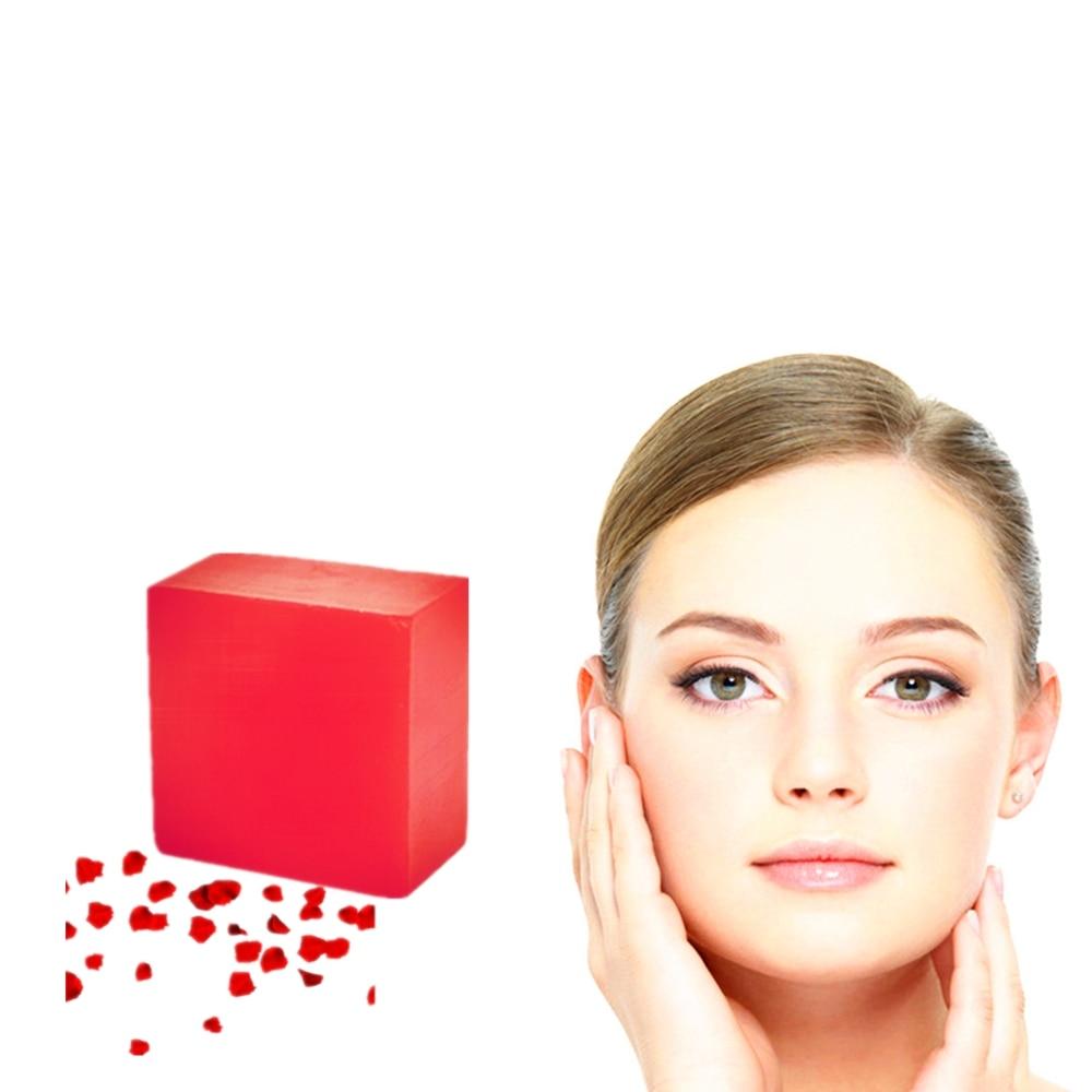 Dropship Soaps Wholesale Skin Care Rose Nourish Essence Handmade Soaps Moisturizing Oil Control Blackhead Remover Beauty Soap