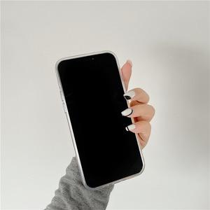 Image 5 - Egg patern case for iPhone 11 12 Pro MAX Xs Xr X 8 7 Plus 12MINI 11ProMax 전화 케이스 i 12pro tpu 투명 커버 귀여운 funda