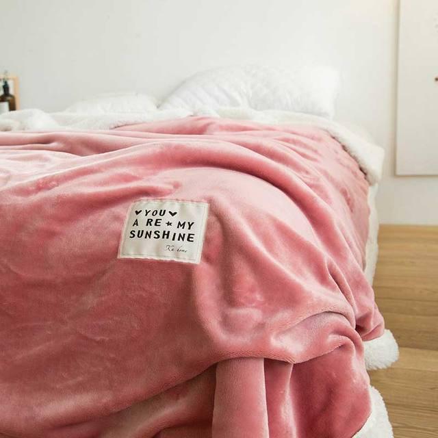 Multicolor Cotton Blanket