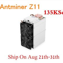Miner Asic Innosilicon A9 ZCASH S9 Used Equihash S15 ZEC S11 Sol/S Z9 Better Than 135k