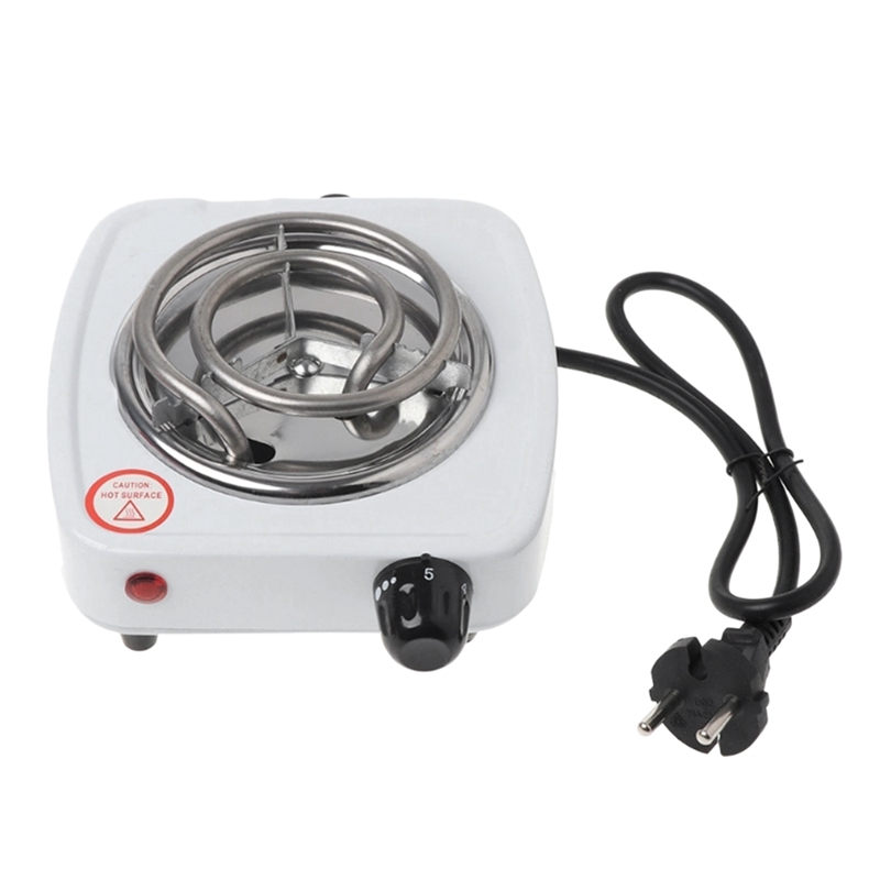 220V 500W Electric Stove Hot Plate Iron Burner Home Kitchen Cooker Coffee Heater Household Cooking Appliances EU Plug