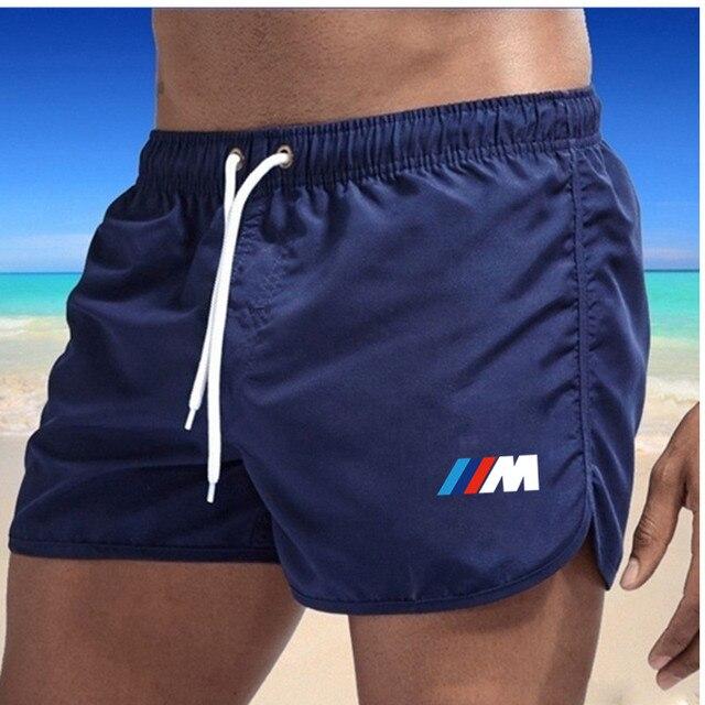 Mens for bmw Swimwear swimsuit Sexy swimming trunks sunga hot mens swim briefs Beach Shorts mayo sungas de praia homens 3
