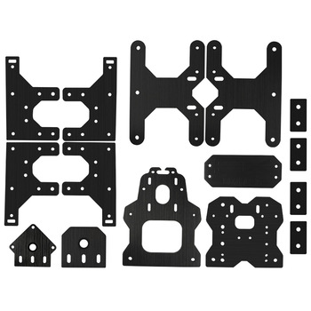 15pcs/lot OpenBuilds OOZNEST OX CNC Plates engraving Building Board for 3d printer DIY parts