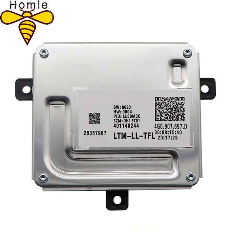NEW Driving Module Xenon Headlights Follower Controller 4G0.907.697.D 4G0907697D 4G0907397D 4G0.907.397.D 401140244  For Audi