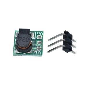 Image 5 - WAVGAT 0.9 5V do 5V DC DC Step Up moduł zasilania napięcie doładowania płyta konwertera 1.5V 1.8V 2.5V 3V 3.3V 3.7V 4.2V do 5V