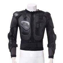 Motorcycle Jacket Men Full Body Motorcycle Armor Motocross Racing Motor Jacket Riding Motorbike Protection Size S 3XL