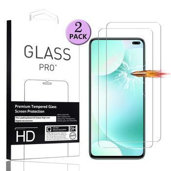 Перейти на Алиэкспресс и купить Закаленное стекло для Xiaomi Redmi K30, 2 шт., защитная пленка для экрана с защитой от гонок и скорости, для Xiaomi Redmi K30