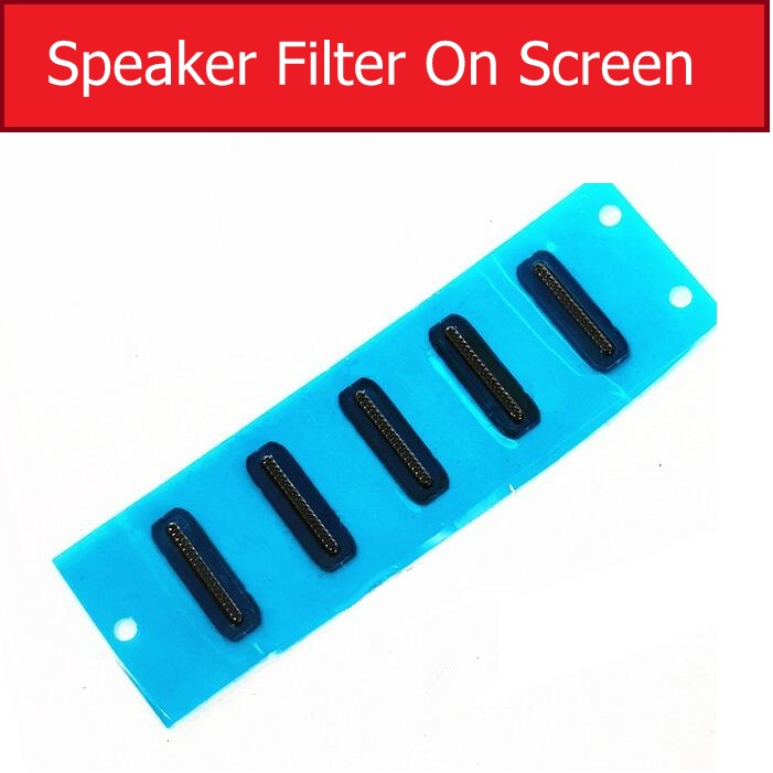 Buzzer Dust-proof Grill Mesh For One Plus 3 3t 5t X Louder Speaker Anti Dust Filter Parts For Xiaomi Redmi NOTE 4x Repair Parts