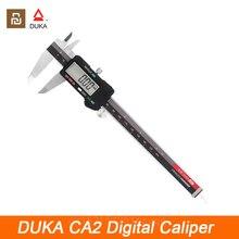 شاومي يوبين DUKA CA2 الفرجار الرقمي 150 مللي متر 6 بوصة LCD شاشة رقمية إلكتروني الورنية الفرجار ميكرومتر دقة قياس