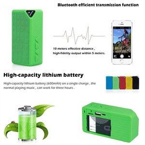 Image 2 - Mini Bluetooth רמקול אלחוטי נייד מוסיקה צליל תיבת סאב רמקולים עם מיקרופון תמיכה TF USB