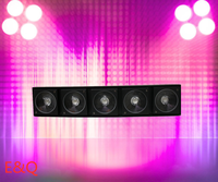 HOT LED 5X30W Matrix Stage Lighting Five Heads DJ Matrix Light , 3IN1 RGB Good for DJ/Professional DMX Stage Lighting