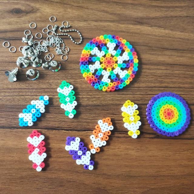 5mm beads 24/48/36box packing Hama beads Education Toys Iron beads handmaking perler Fuse beads diy toy Free shipping 5