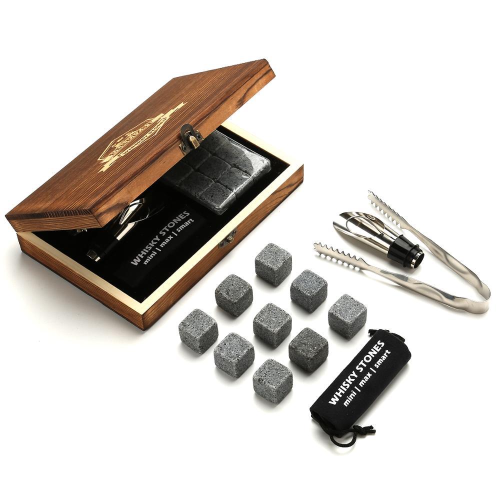 Whiskey Stones Gift Set 1