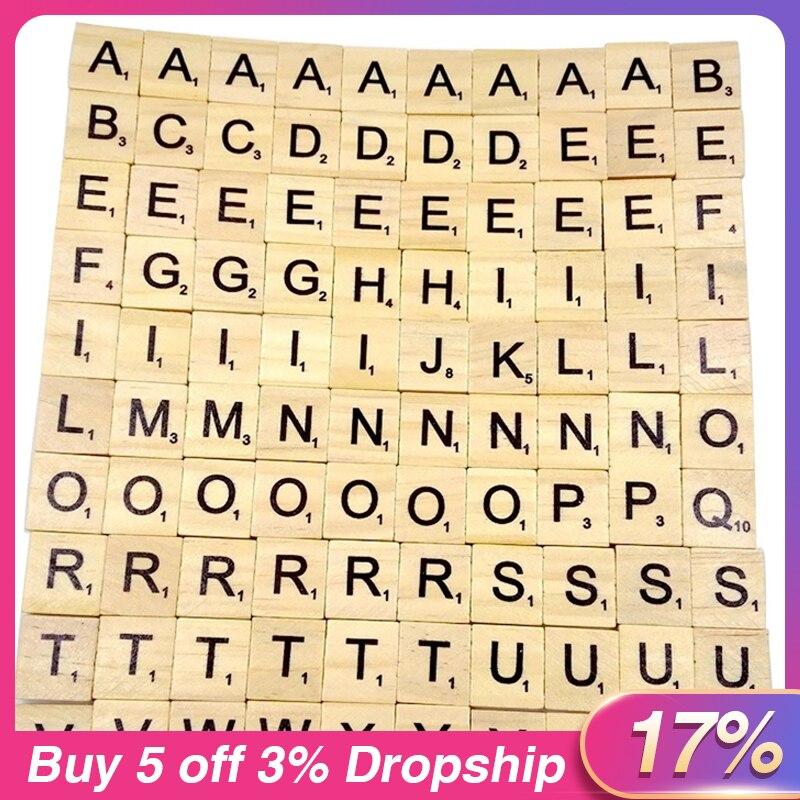 Alphabet Tile Plaque Letter N