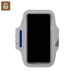Image 1 - Спортивный чехол Youpin GuildFord на руку, водонепроницаемый чехол для сенсорного экрана, Женский чехол для бега, спортзала, спортивная сумка на ремне для телефона