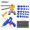 Nenfix-werkzeuge ausbeulen ohne reparatur werkzeuge Dent Reparatur Kit Auto Dent Puller mit Kleber Puller Tabs Entfernung Kits für fahrzeug Auto Auto