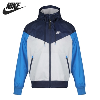 Original New Arrival NIKE Men s Jacket Sportswear.jpg 350x350 - Nike Men's Windbreaker Sport Multi-Color Breathable Jacket