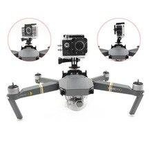 Светодиодный светильник аксессуары для дрона шарнирный адаптер портативный кронштейн для камеры многофункциональное фиксированное Крепление для DJI Mavic Pro Platinum