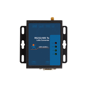 Image 3 - Lora Module Wireless Data Transmission Radio 433mHz Point to point 232/485 Serial Port USR LG206 L P