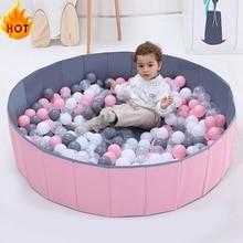 Playpen Ball-Pool Playground-Toys Ocean-Ball Foldable Baby Kids Children for Birthday-Gift