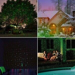Image 5 - Proiettore Laser esterno Cielo star Riflettore Docce di Paesaggio Luci Della Discoteca del DJ R & G Giardino Prato festa Di Natale