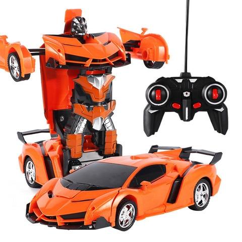 carro esportivo modelo robo brinquedo uma rotacao