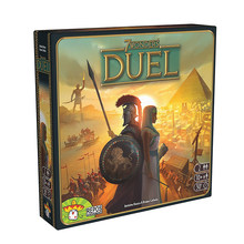 7 Wonders Duel Board Game 2 Players
