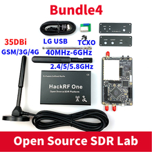 Development-Board Dongle-Receiver Radio Software Hackrf Rtl Sdr 6ghz To One-1mhz Platform